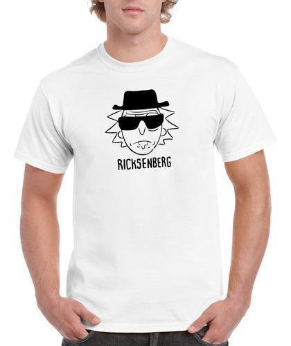 playeras rick and morty - ricksenberg
