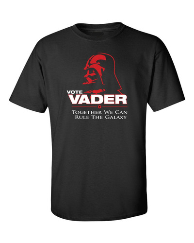 playeras star wars yoda vader luke skywalker chewbacca