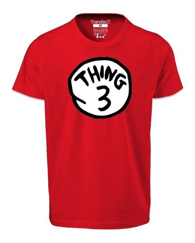 playeras thing 1 2 3 4