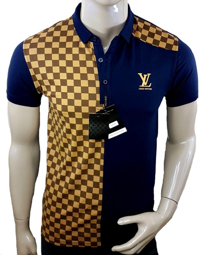 playeras tipo polo louis vuitton