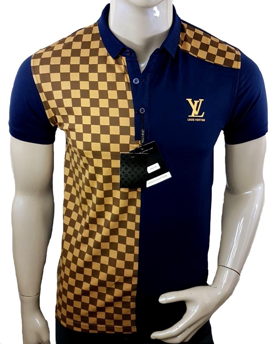 b0602ead3eaae Playeras Tipo Polo Louis Vuitton Envio Gratis -   799.00 en Mercado ...