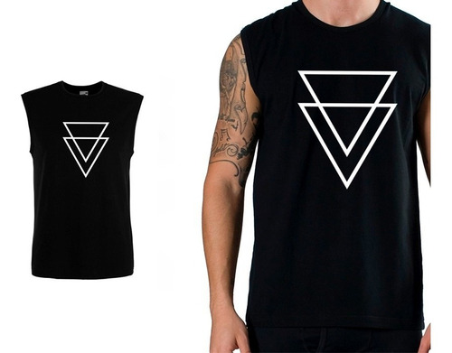 playeras triangulo moda hipster sin mangas|compra 4 recibe 5