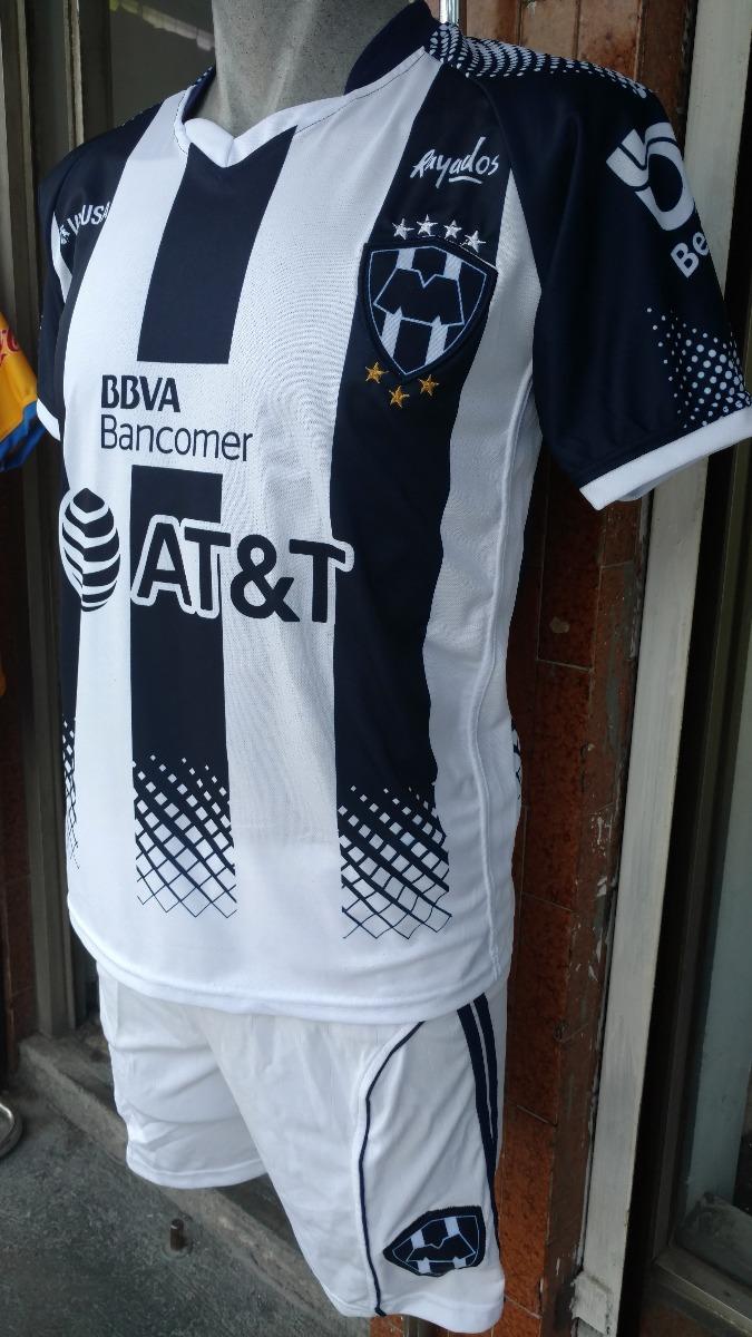 Playeras Y Blusas De Rayados Monterrey -   170.00 en Mercado Libre 45c021f2bb7f1