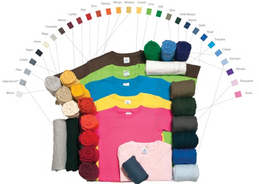 225412b83248e playeras yazbek cuello redondo dama y caballero 30 colores! Cargando zoom.