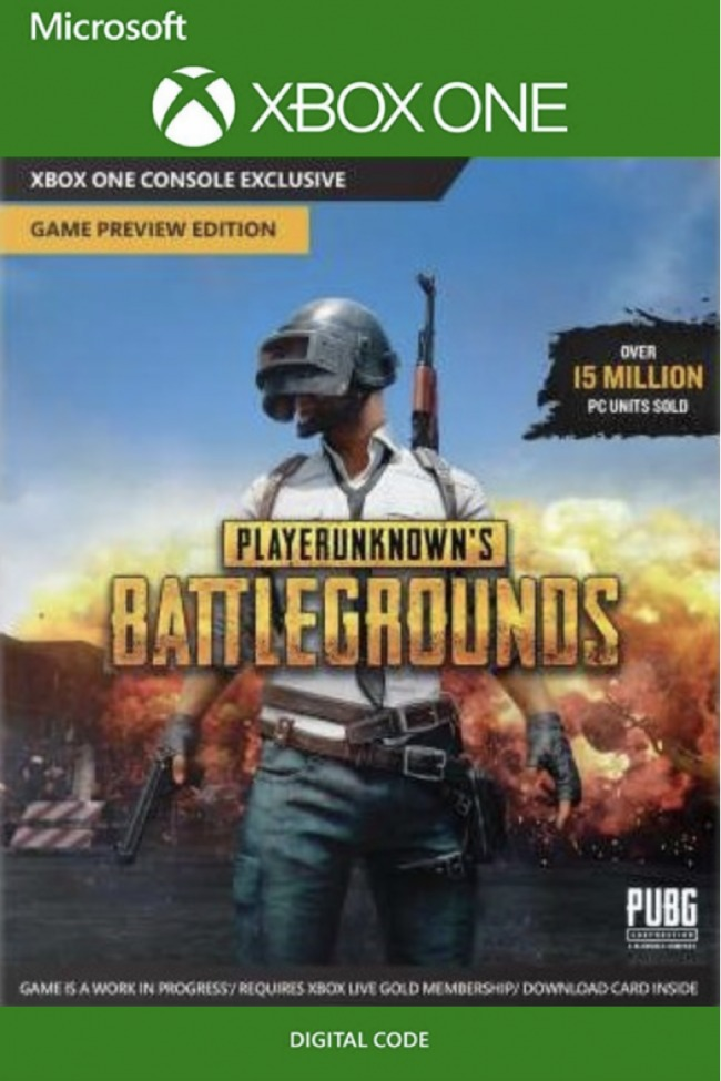 Playerunknown S Battlegrounds Codigo Digital Para Xbox One U S 20