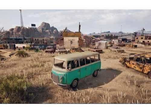 playerunknown's battlegrounds- game preview edition - xbox