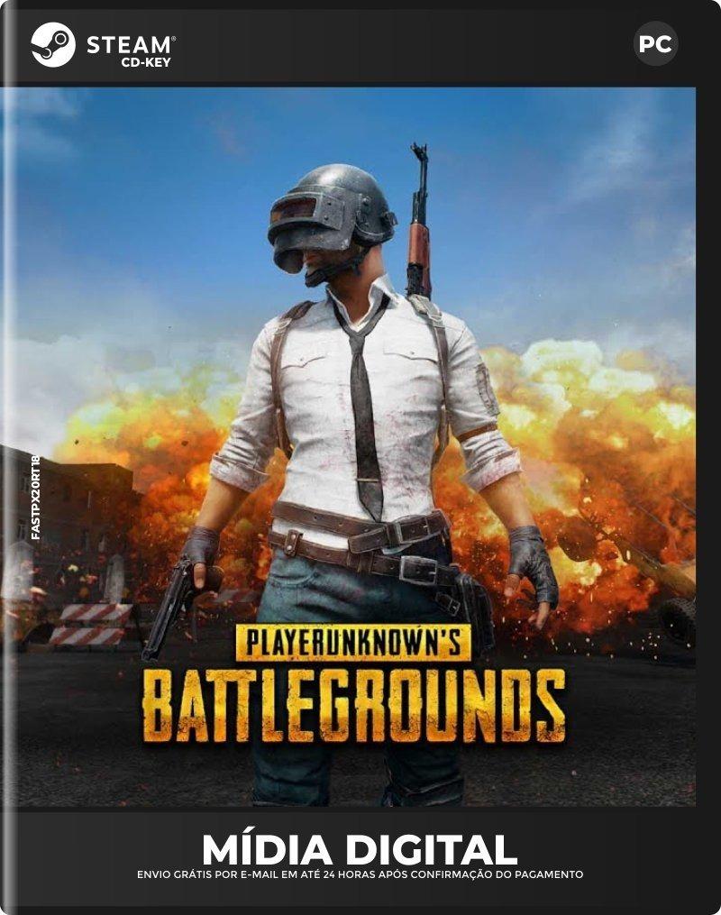 Playerunknown's Battlegrounds Pc (pubg) - (steam Key)