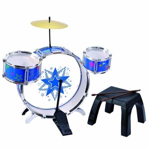 playgo mi primer tambor set con silla