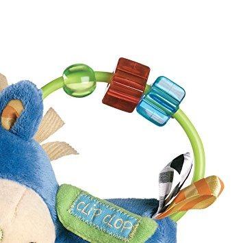 playgro clip clop actividad del traqueteo del bebé