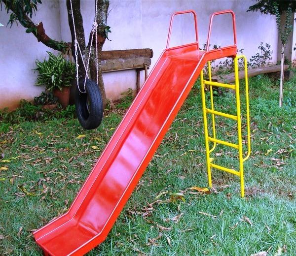 e77d8dcef9d Playground De Ferro 2 ( Kit Com 3 Brinquedos )