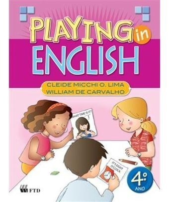 playing in english - 4º ano
