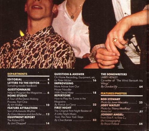playing keiboards dec/jan 1989