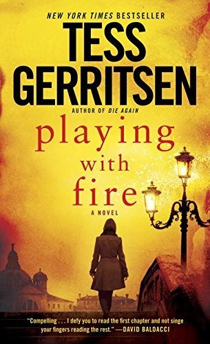 Playing With Fire (exp) - Tess Gerritsen