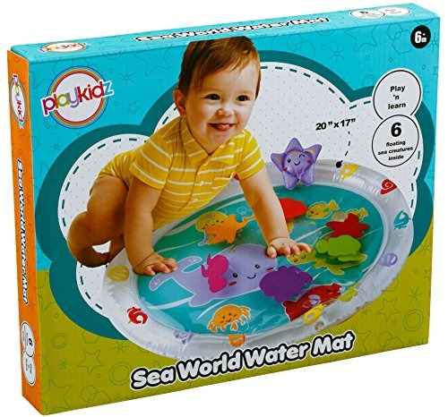 playkidz super durable inflables earlyears baby water jue...