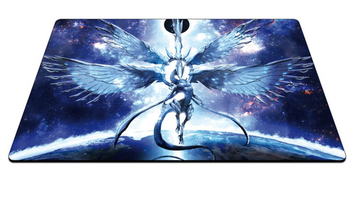playmat yugioh  blue eyes white dragon personalizado customi