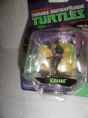 playmates toys nick teenage mutant ninja turtles kraang