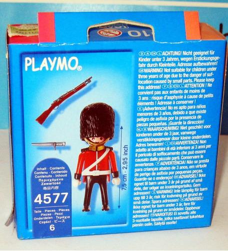 playmobil 4577 guardia real