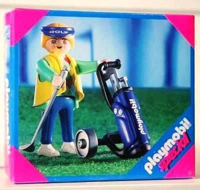 playmobil 4606 golf special