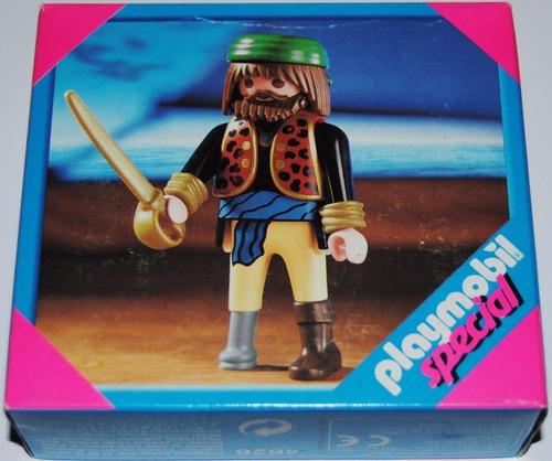 playmobil 4626 pirata corsário special