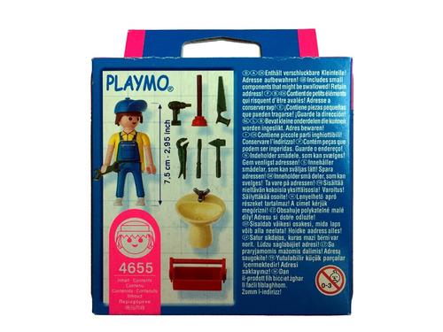 playmobil 4655 special encanador geobra