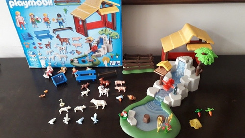 playmobil 4851 granja