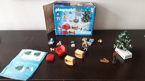 playmobil 4892 navidad