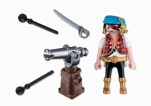 playmobil 5378 special plus pirata con cañon nuevo bigshop