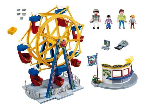 playmobil 5552 roda gigante summer fun geobra