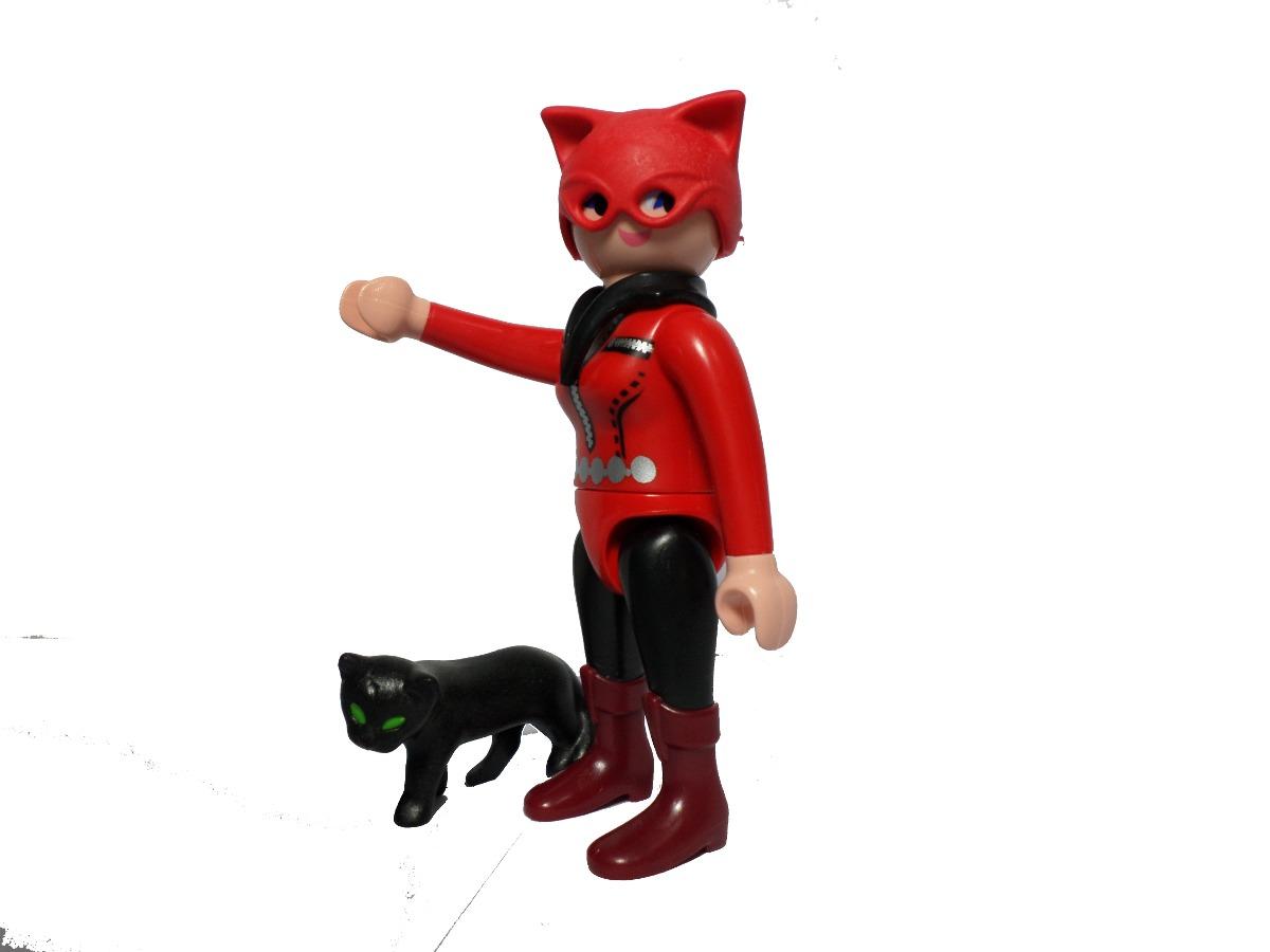 Playmobil 5599 gatubela 9 serie 9 batman comics retromex - Batman playmobil ...