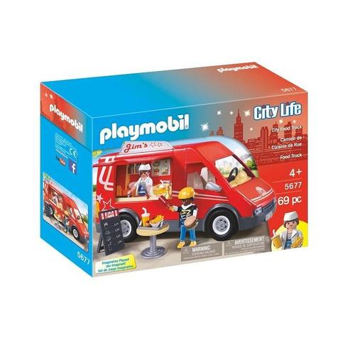 playmobil 5677 food truck