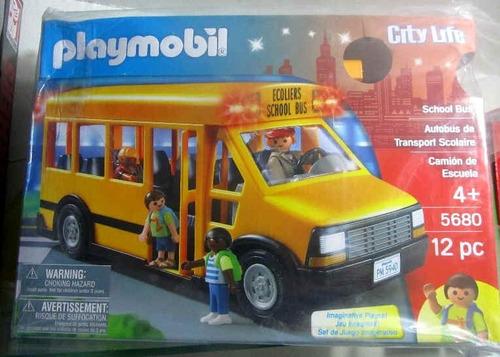 playmobil 5680 bus escolar fotos reales autobus colegio