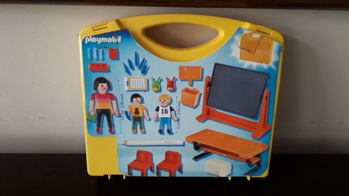 playmobil 5971 - city life salon de clase