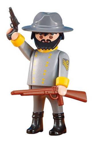 playmobil 6275 - general rebelde ds geobra