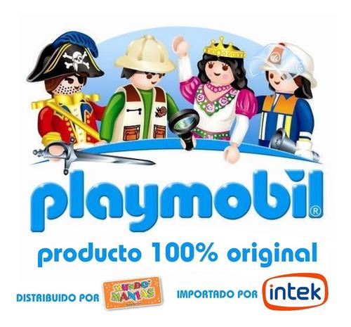 playmobil 6690 super 4 doctor x original intek mundo manias