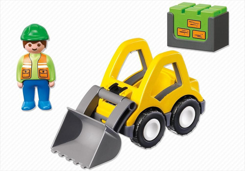 playmobil 6775 pala