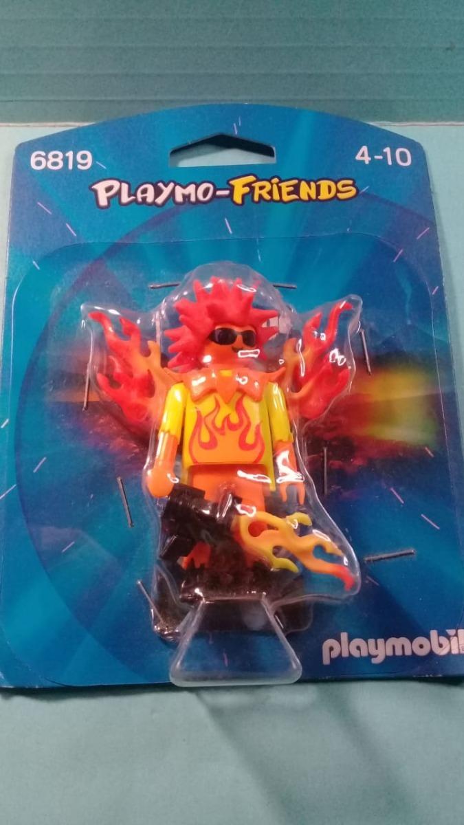 Flamiac Playmobil 6819