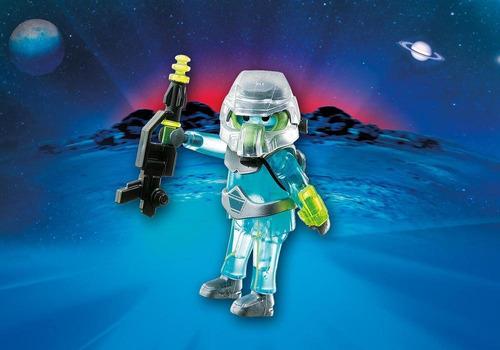 playmobil 6823 guerrero del espacio