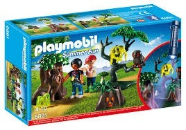 playmobil 6891 paseo nocturno summer fun