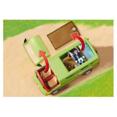 playmobil 6928 transporte de caballos collagekidsar