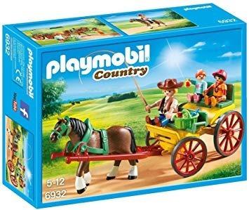 playmobil 6932 carruaje con caballos collagekidsar