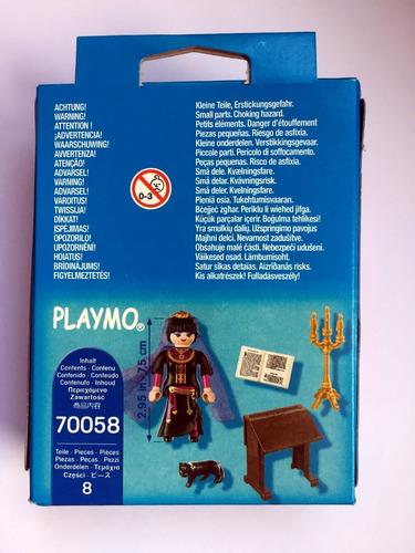 playmobil 70058 special plus bruxa geobra