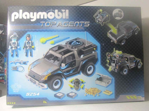 playmobil 9254 camioneta dr. drone fotos reales top agents