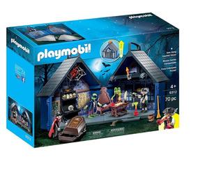 Maletín Casa Embrujada 9312 9312 Maletín Playmobil Playmobil T3uFK1clJ