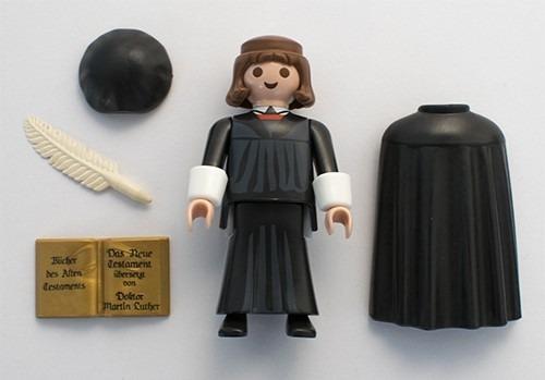 Playmobil 9325 Martin Luther, Martin Lutero, Novo, Lacrado! - R$ 69 ...