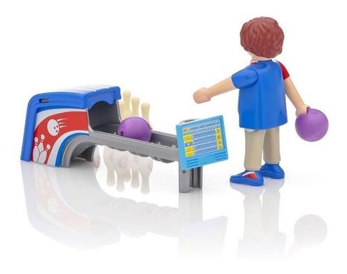 playmobil 9440 jugador de bolos bowling original new bigshop