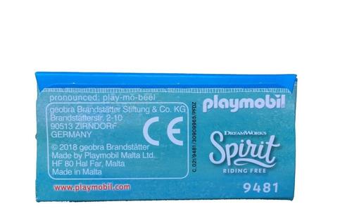 playmobil 9481 maricela spirit riding free geobra