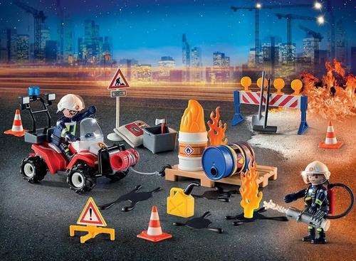 playmobil 9486 operacion de rescate original