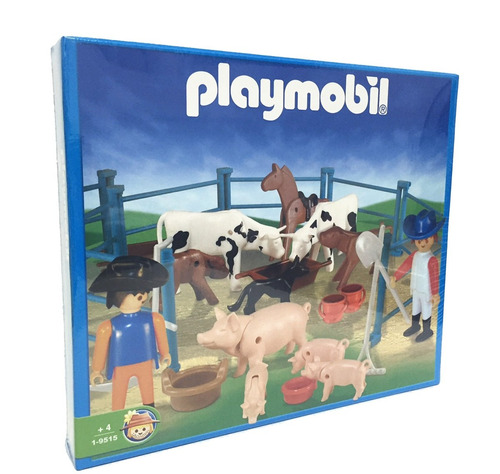 playmobil animales y corrales original antex