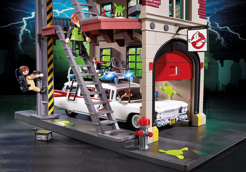 playmobil auto ecto-1 ghostbusters 9220