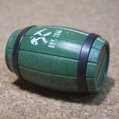 playmobil barril grande verde lejano oeste western b1 n